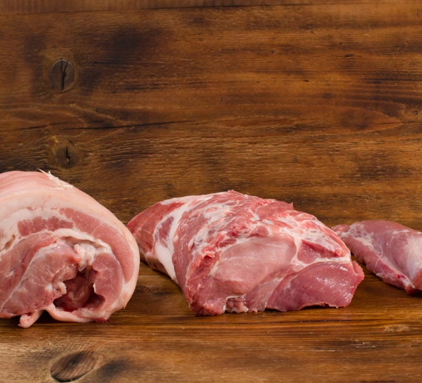 Capocollo e filetto di maiale