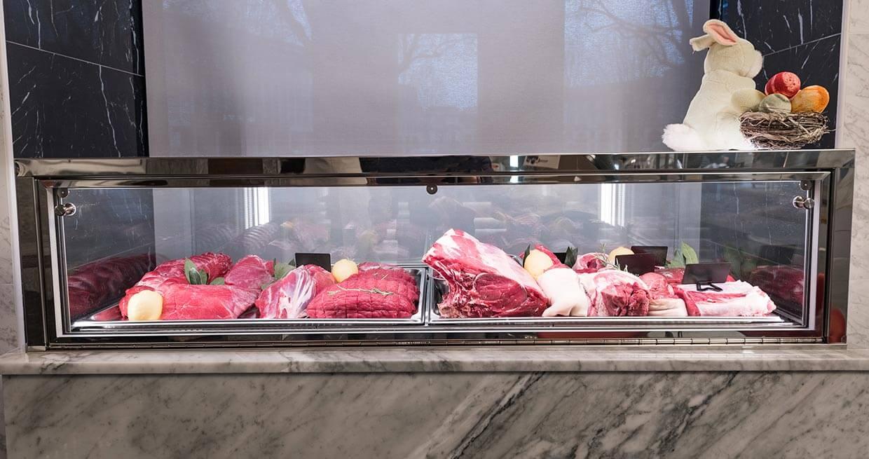 Macelleria CAFFA - carne di qualità - Interno